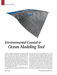 Marine Technology Magazine, page 50,  Nov 2015