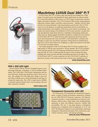 Marine Technology Magazine, page 54,  Nov 2015