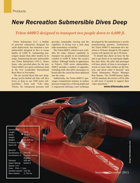 Marine Technology Magazine, page 56,  Nov 2015
