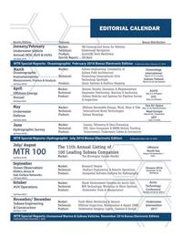 Marine Technology Magazine, page 57,  Nov 2015