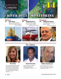 Marine Technology Magazine, page 4,  Nov 2015