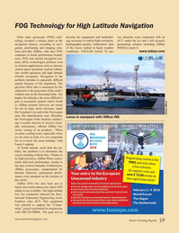 Marine Technology Magazine, page 59,  Nov 2015