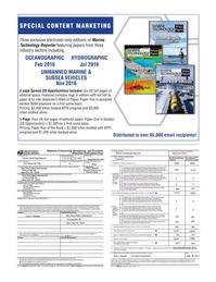 Marine Technology Magazine, page 61,  Nov 2015