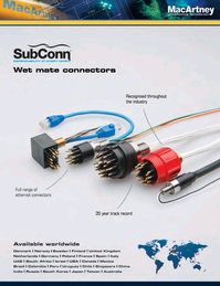 Marine Technology Magazine, page 5,  Nov 2015