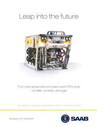 Marine Technology Magazine, page 7,  Nov 2015