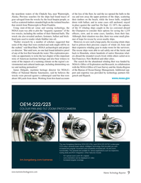 Marine Technology Magazine, page 9,  Jan 2016