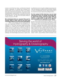 Marine Technology Magazine, page 19,  Jan 2016