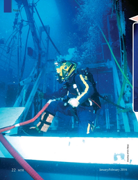 Marine Technology Magazine, page 22,  Jan 2016