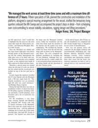 Marine Technology Magazine, page 29,  Jan 2016