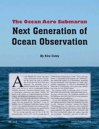 Marine Technology Magazine, page 30,  Jan 2016