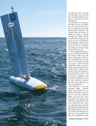 Marine Technology Magazine, page 32,  Jan 2016