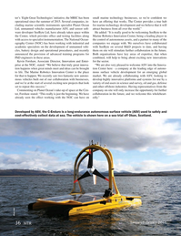 Marine Technology Magazine, page 36,  Jan 2016