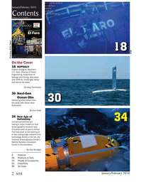 Marine Technology Magazine, page 2,  Jan 2016