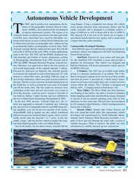 Marine Technology Magazine, page 41,  Jan 2016