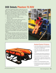 Marine Technology Magazine, page 45,  Jan 2016