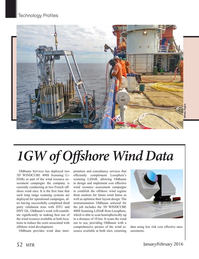 Marine Technology Magazine, page 52,  Jan 2016