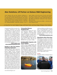Marine Technology Magazine, page 55,  Jan 2016