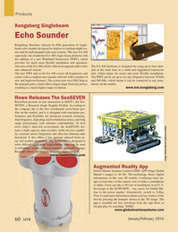 Marine Technology Magazine, page 60,  Jan 2016