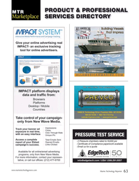Marine Technology Magazine, page 63,  Jan 2016