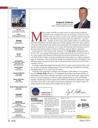 Marine Technology Magazine, page 8,  Mar 2016