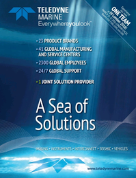 Marine Technology Magazine, page 11,  Mar 2016