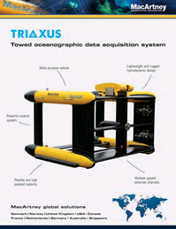 Marine Technology Magazine, page 13,  Mar 2016