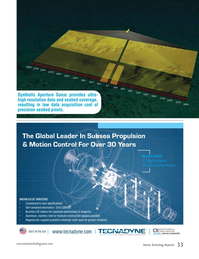 Marine Technology Magazine, page 33,  Mar 2016