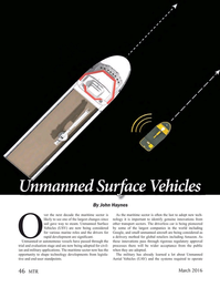 Marine Technology Magazine, page 46,  Mar 2016