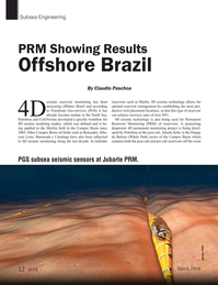 Marine Technology Magazine, page 52,  Mar 2016