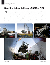 Marine Technology Magazine, page 56,  Mar 2016