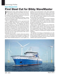 Marine Technology Magazine, page 58,  Mar 2016