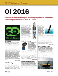 Marine Technology Magazine, page 70,  Mar 2016