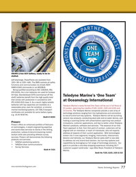 Marine Technology Magazine, page 77,  Mar 2016