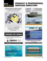 Marine Technology Magazine, page 79,  Mar 2016