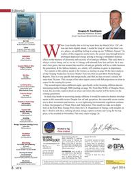 Marine Technology Magazine, page 8,  Apr 2016
