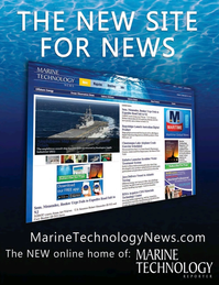 Marine Technology Magazine, page 9,  Apr 2016