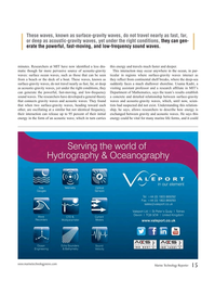 Marine Technology Magazine, page 15,  Apr 2016
