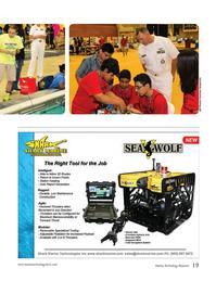 Marine Technology Magazine, page 19,  Apr 2016