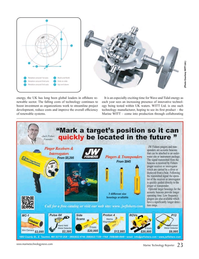 Marine Technology Magazine, page 23,  Apr 2016