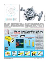 Marine Technology Magazine, page 23,  Apr 2016