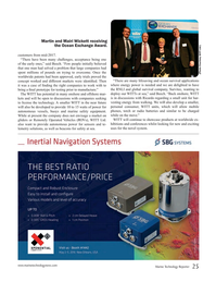 Marine Technology Magazine, page 25,  Apr 2016