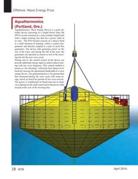 Marine Technology Magazine, page 38,  Apr 2016