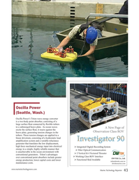 Marine Technology Magazine, page 43,  Apr 2016