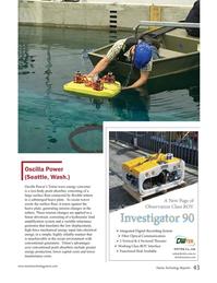 Marine Technology Magazine, page 43,  Apr 2016