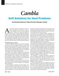 Marine Technology Magazine, page 50,  Apr 2016