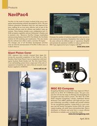 Marine Technology Magazine, page 58,  Apr 2016