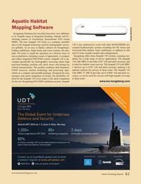 Marine Technology Magazine, page 61,  Apr 2016
