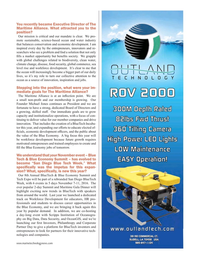 Marine Technology Magazine, page 9,  May 2016