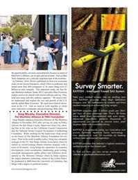 Marine Technology Magazine, page 11,  May 2016