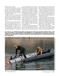 Marine Technology Magazine, page 21,  May 2016